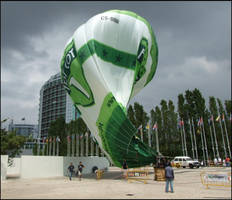 The Death Of A Baloon by Souvenirs