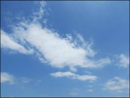 Blue Sky by Souvenirs