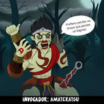 Draven Zombie by Isux