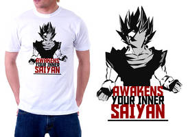 Goku Tshirt Preview by Isux