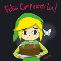 Happy Birthday Laura :) by Isux