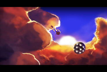 Boss Fight by Dineyin