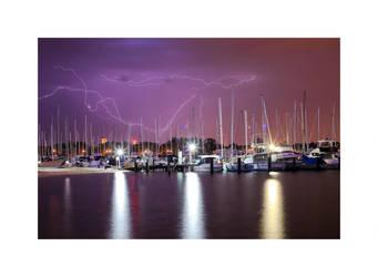 Storm rolling in by mschagen1