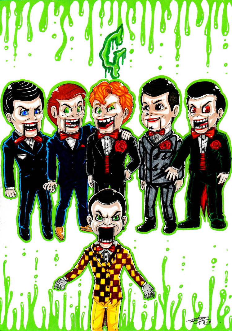 Slappy Slappy And More Slappy   3 By Shannonxnaruto On