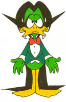 Duckula by 1woof1