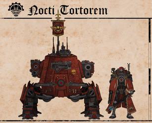 Nocti Tortorem - Minor Dunecrawler by Martechi