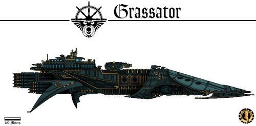 Grassator (Rogue Trader) by Martechi