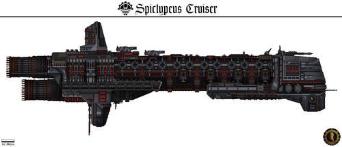 Spiclypeus Cruiser (Cambria) by Martechi