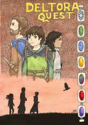 Deltora Quest Poster by Strange-Argument