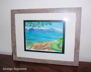 Zephyr Point Watercolor by Strange-Argument