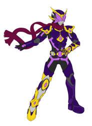 Kamen Rider: Rising Hiryuu by RebiTora