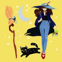 Witchsona: Draft 1 by edamarii