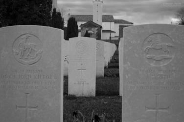 Cimitero Britannico by VampyrEmpress