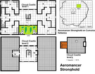 37 GSM Aeromancer Stronghold by 6inchnails