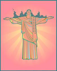 Jesus by willylorbo