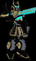 Samurai prowl 2 by Bloo-DKai12