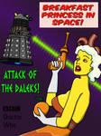 Breakfast Princess in Space by richardnixon1968