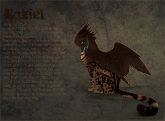 Raziel Ref by nequita