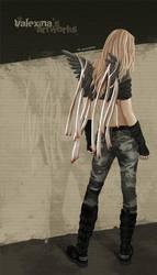 Myself by Valexina