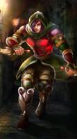 Thief from Petagon by OrionArtsStudio