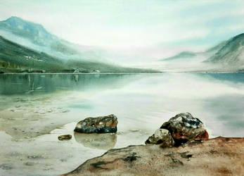 Silence by sezarka