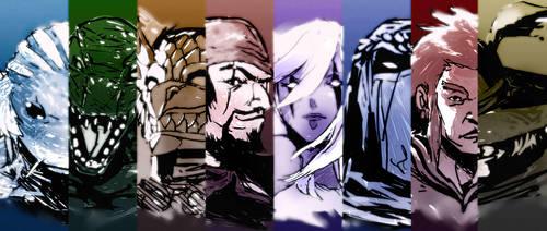 Dragon Killers Guild by Roberto009
