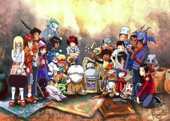 Digimon RPG by Roberto009