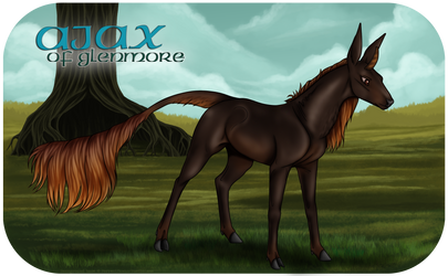 Ajax   Stag   Commoner by decors