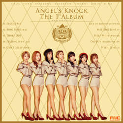 AOA - The First Album : Angel's Knock by makigraphics