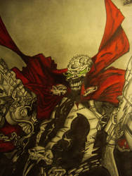 Spawn1 by Pamanes14