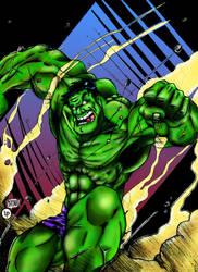 Orona's hulk version by Pamanes14