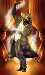 Art by Colonel-Motivation: Frost Dancer by AudeS