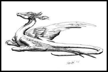 Dragon by jennyleigh