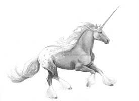 Unicorn - Star by jennyleigh