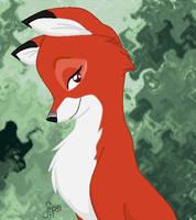 Vixy The Foxxy by LikeMaNiac