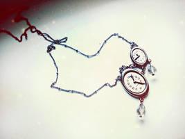 Time is funny in dreams by kawaii-doris