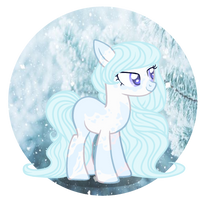 Mlp Auction - Snow [CLOSED] by MeiMisuki