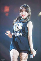 Sexy Nayeon by Milkywaybaby2003