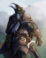 Draknor by Ferroth