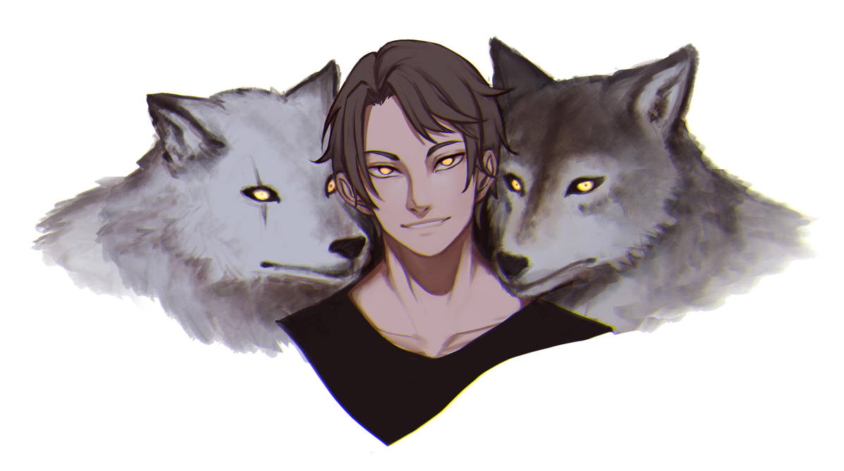 wolfies by HameSesame