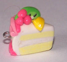 Birthday cake creamy sugar by PookieTookieJewelry