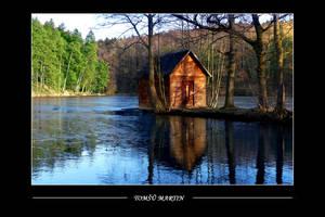 at the lake by tomsumartin