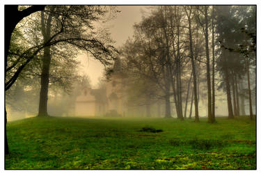 Across from the church by tomsumartin