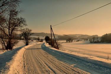Winter World by tomsumartin