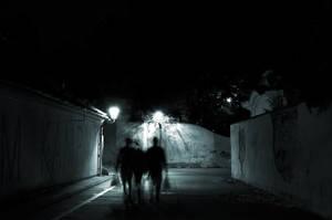 Ghosts of Prague by tomsumartin