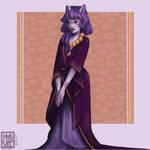Kitsune by myrvel