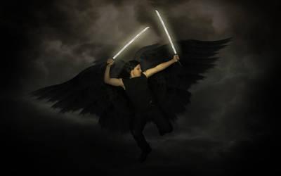 Dark Angel by Xiandi