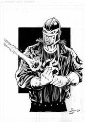Black Knight submission by JLRincon