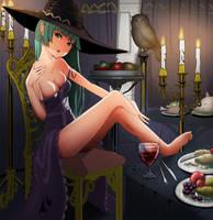 halloween by DraKenTE