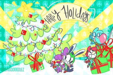 Christmas Collab ! by DJ-Artz101